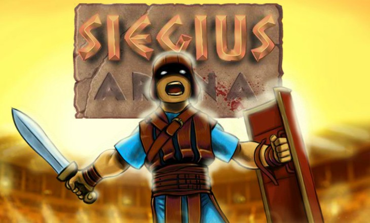 Siegius Arena Walkthrough.