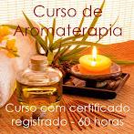 Aromaterapia reequilibre seu campo energético