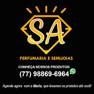 SA Perfumaria e Semijoias