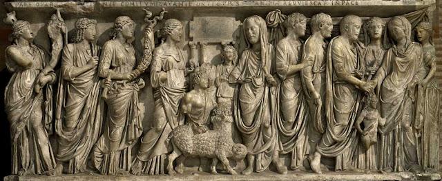 Familia y Derecho de la antigua Roma