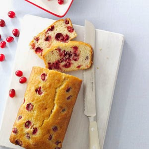 Tart Cranberry Quick Bread, Taste Of Home
