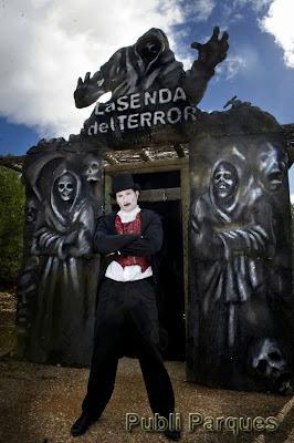 La senda del Terror Sendaviva