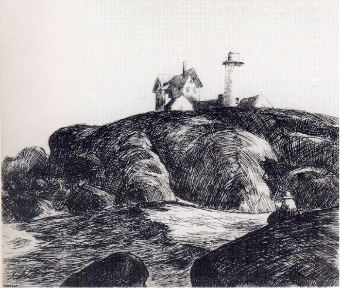 hopper analysis This essay by mark strand was originally written for the new york review of  books as a review of the exhibition of edward hopper's drawings.