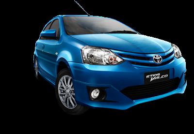 Toyota Etios masuk dalam jajaran 5 besar city car terlaris di Indonesia