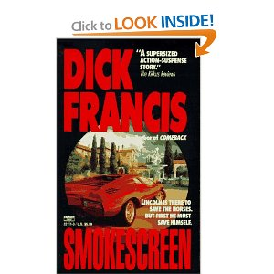 Smokescreen (published in 1972) - A movie actor trying to break a mystery related to horses