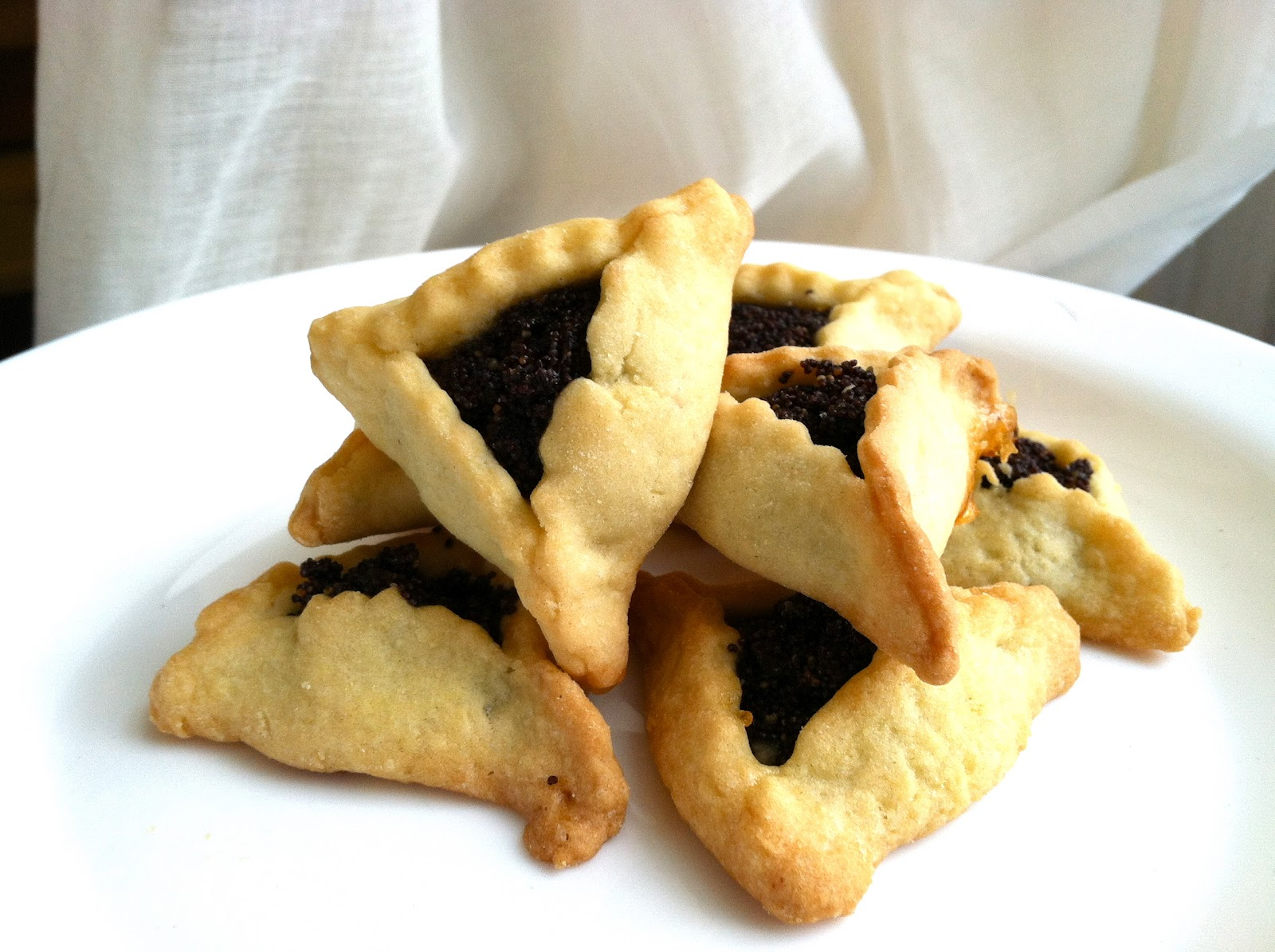 Owl at Home: Poppy Seed Hamantaschen