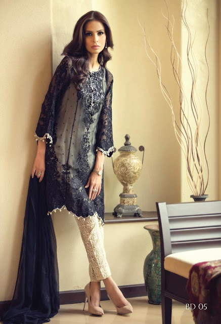 Maria B Mbroidered For Eid With Prices