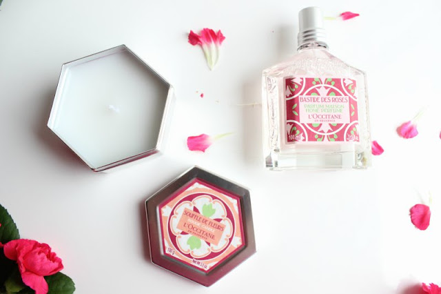 New L'Occitane Home Fragrances