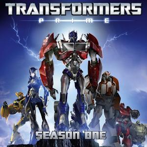 Phim Robot Đại Chiến Serie-Transformers: Prime