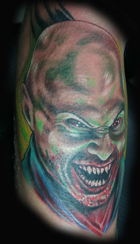 Vampira Tattoo Cool Vampire Tattoos -...