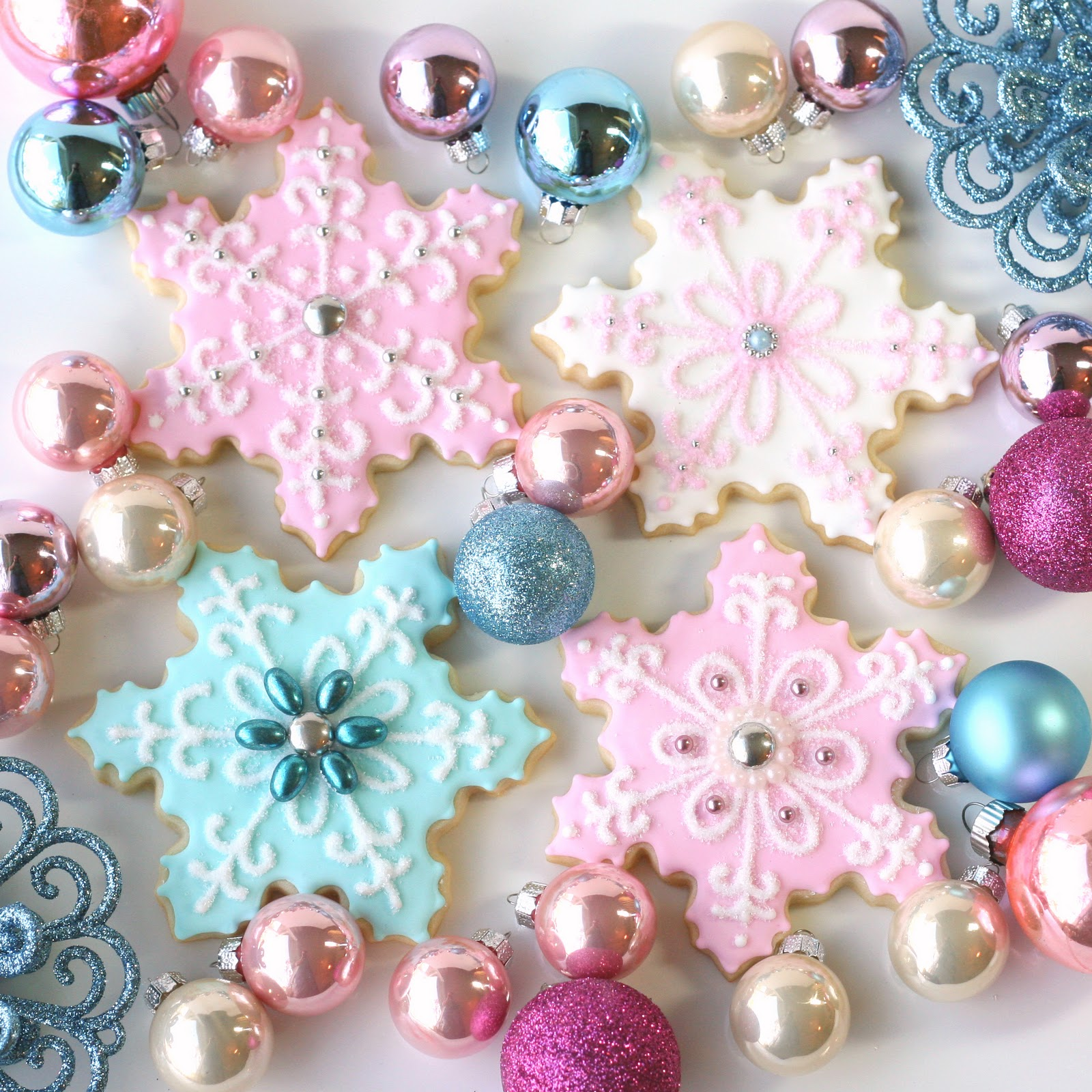 Anyone Can Decorate Christmas Baking Inspirations