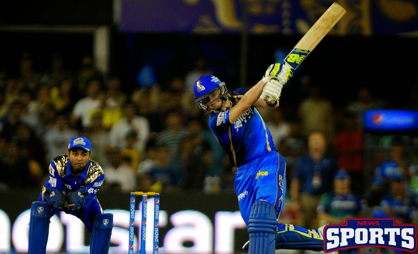 IPL 2015 9th match: Rajasthan Royals Beat Mumbai Indians by 7 wickets