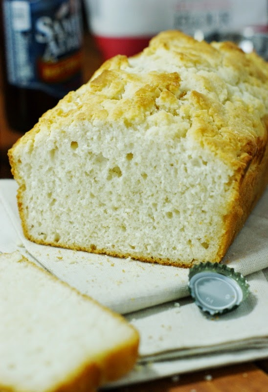 Loaf of Beer Bread