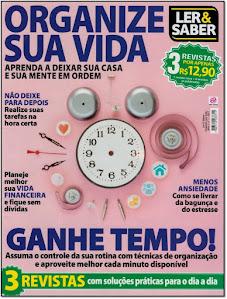 Nova revista sobre Organização