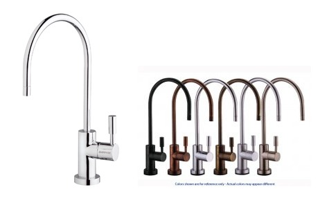 this faucet can make an important aesthetic statement and can be an essential part of the style of your modern kitchen - Reverse Osmosis Faucet