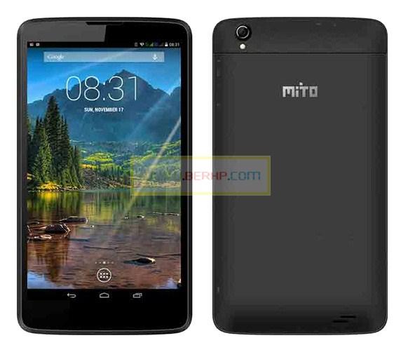 MITO Fantasy Tablet T77, Gambar dan Pilihan Warna