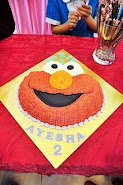Ayesha 2nd Bday Cake