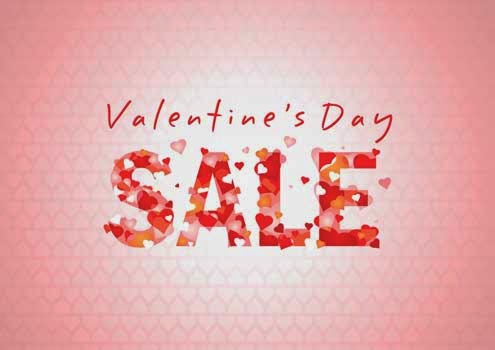 Happy Valentine S Day Sale Ends Tomorrow 15th February