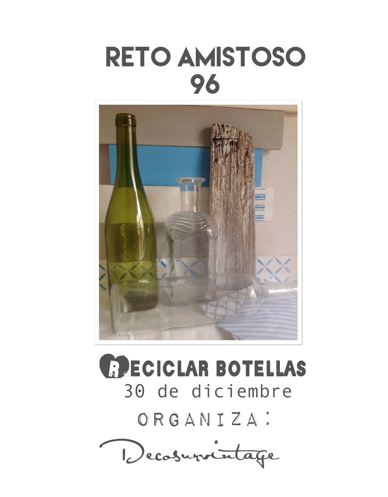RETO AMISTOSO 96