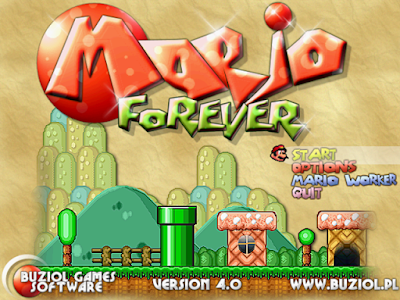 Game Mario Forever cover