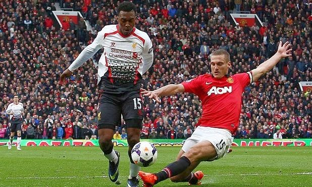 Manchester United vs Liverpool 0-3 Premier League