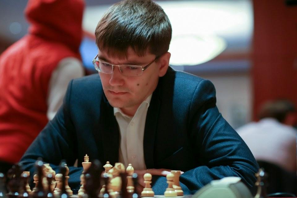 Evgeny Tomashevsky - Fide Grand Prix Tbilisi 2015