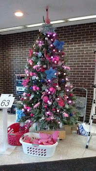 Festival of Trees at the State Office Building