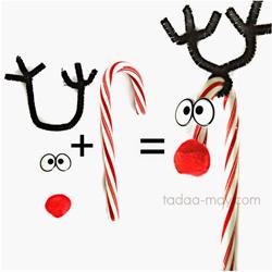 http://das-schneiderlein.blogspot.com/2014/12/candy-cane-rudolph.html