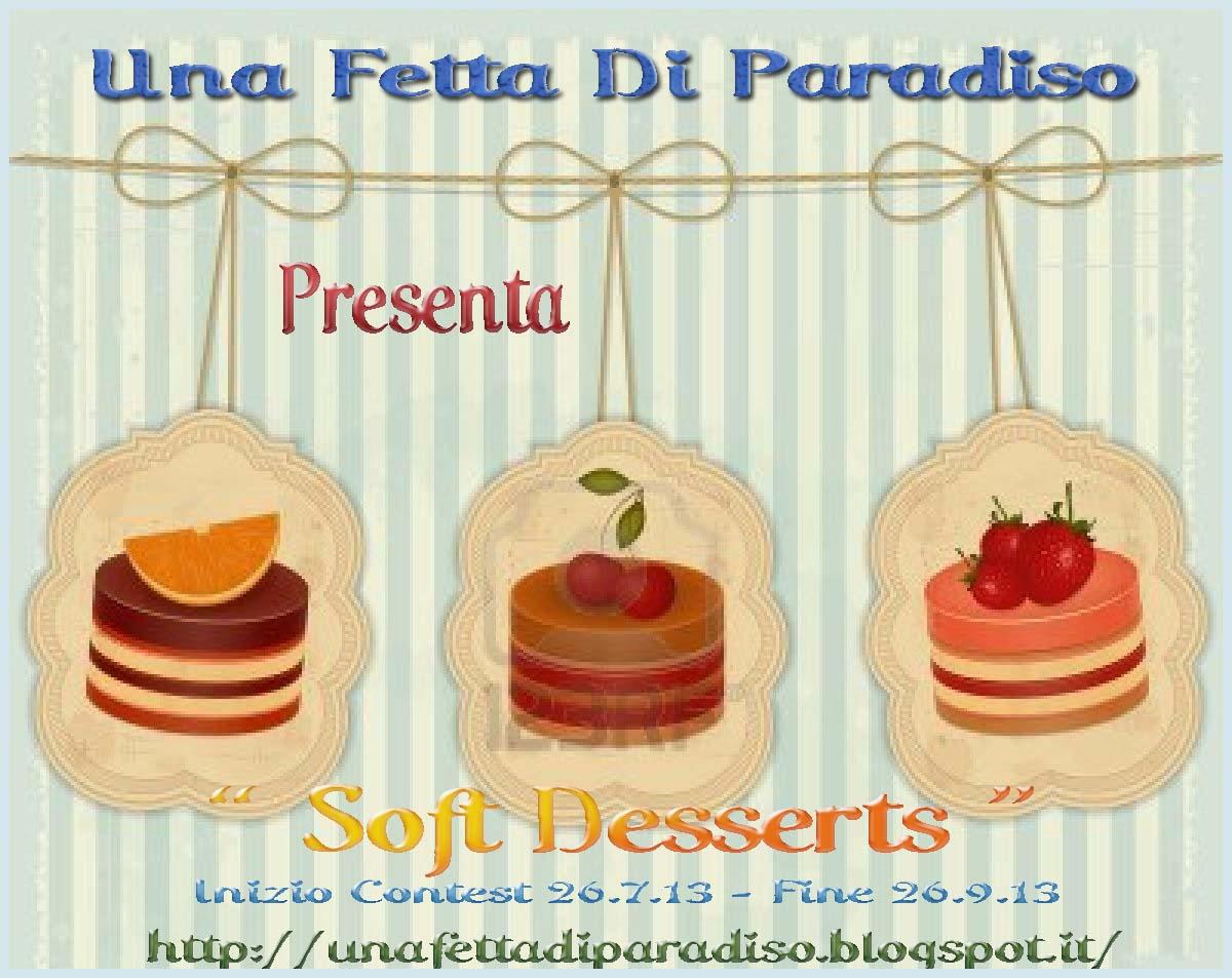 semifreddo con pesche e yogurt (peach and yogurt semifreddo)