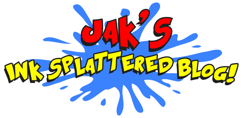 Jak's Ink Splattered blog!