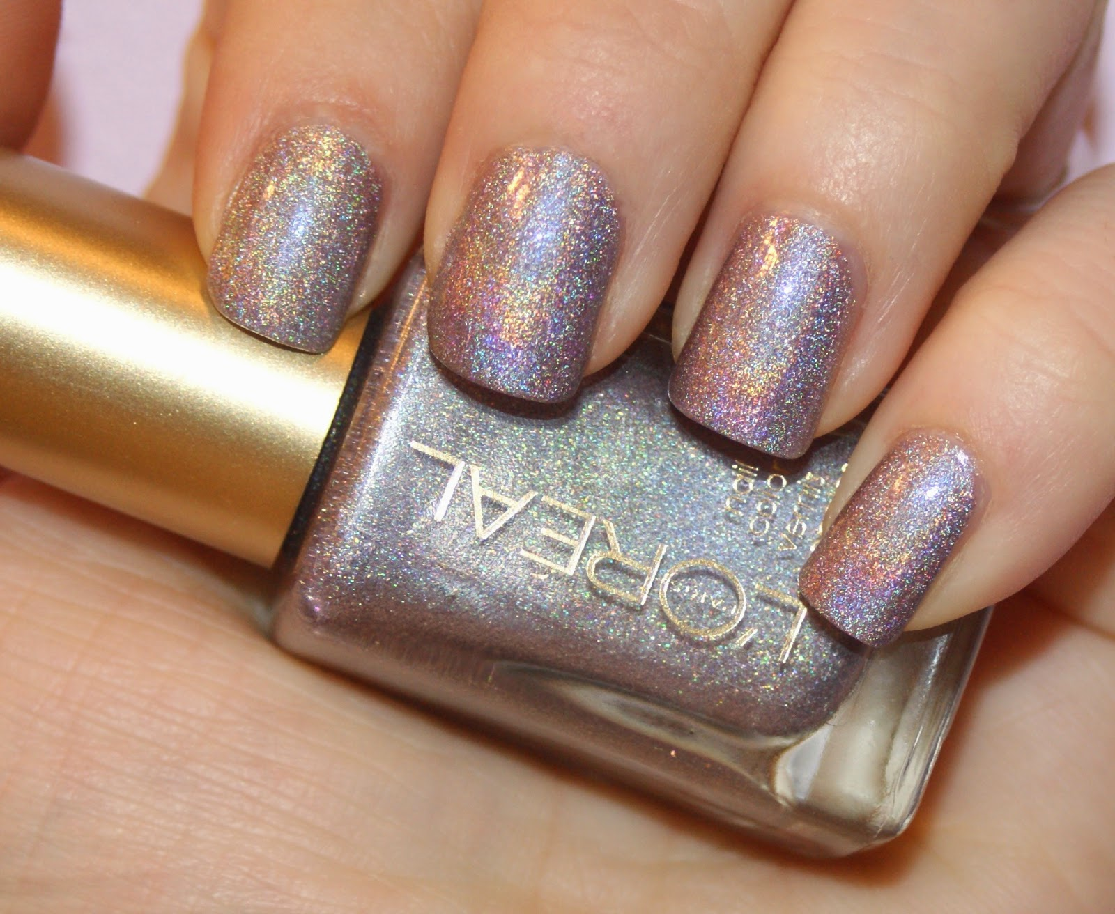 Princess Polish: Swatch and Review: L\'Oreal Masked Affair