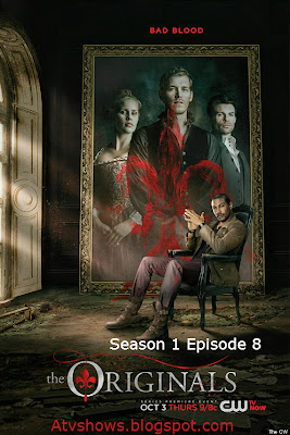 The Originals Season 1 Episode 8: The River in Reverse