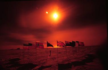 Polo Sur Geográfico