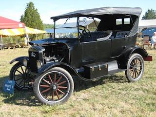 Великая и ужасная Модель Т от Генри Форда