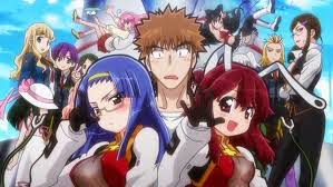 Phim Fight Ippatsu! Juuden-chan