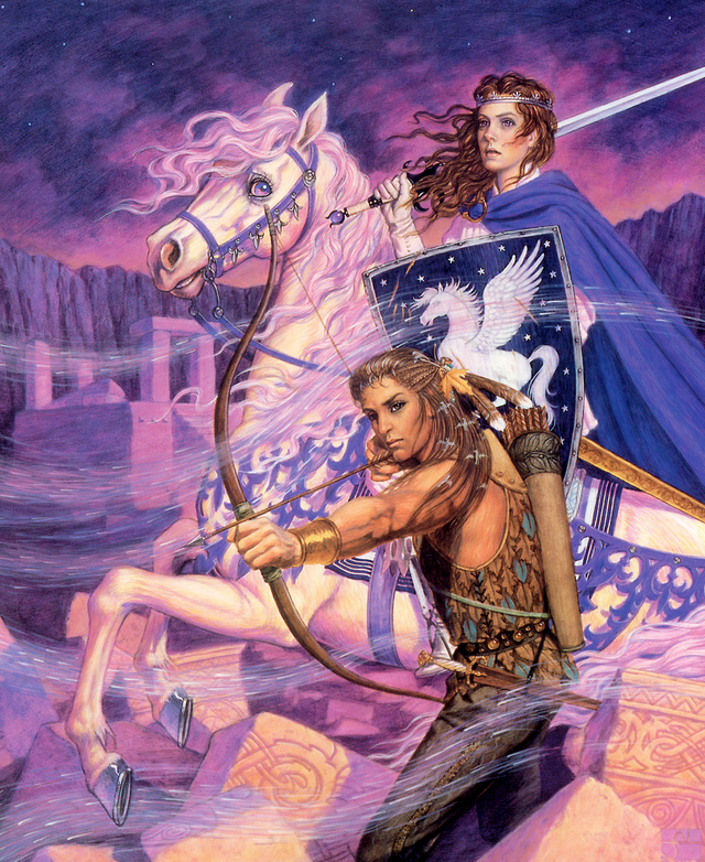 Book Review Winds of Fate by Mercedes Lackey