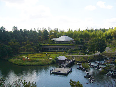京都府・けいはんな記念公園 水景園 里棚田