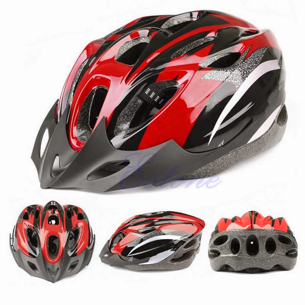 New Adjustable Men Adult Street Bike Bicycle Road Cycling Safety Helme