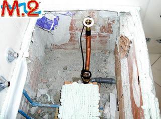 sostituzione completa vasca da bagno | m.2 trasformazione vasca in ... - Scarico Vasca Da Bagno