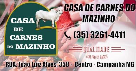 CASA DE CARNES DO MAZINHO