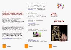 FRANCESCA PETROCCITTO - VISITE A MILANO