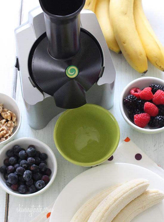 Guiltless Banana Ice Cream | Skinnytaste