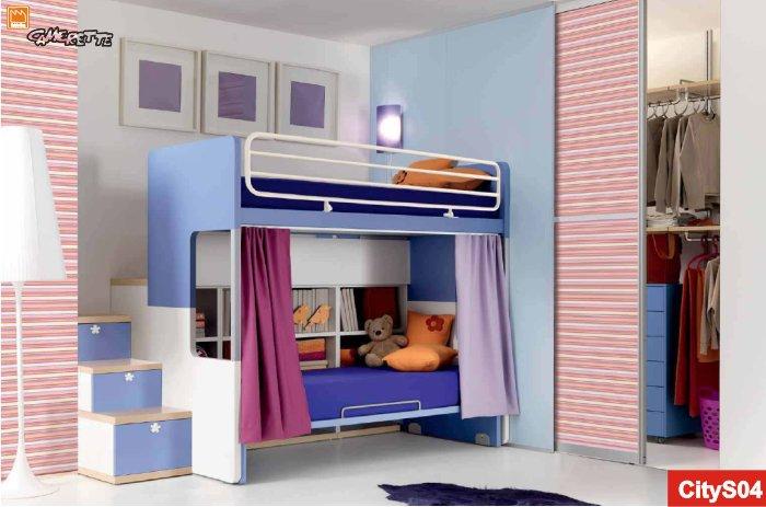 Camerette Blog : news sull\'arredamento per bambini: Un castello ...