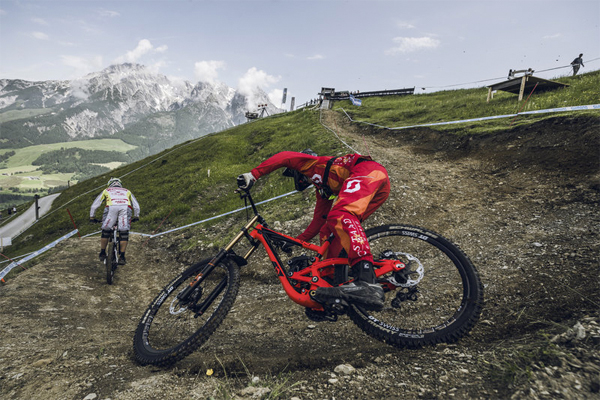 2015 Leogang UCI World Cup Downhill: Claudio Caluori's Track Preview