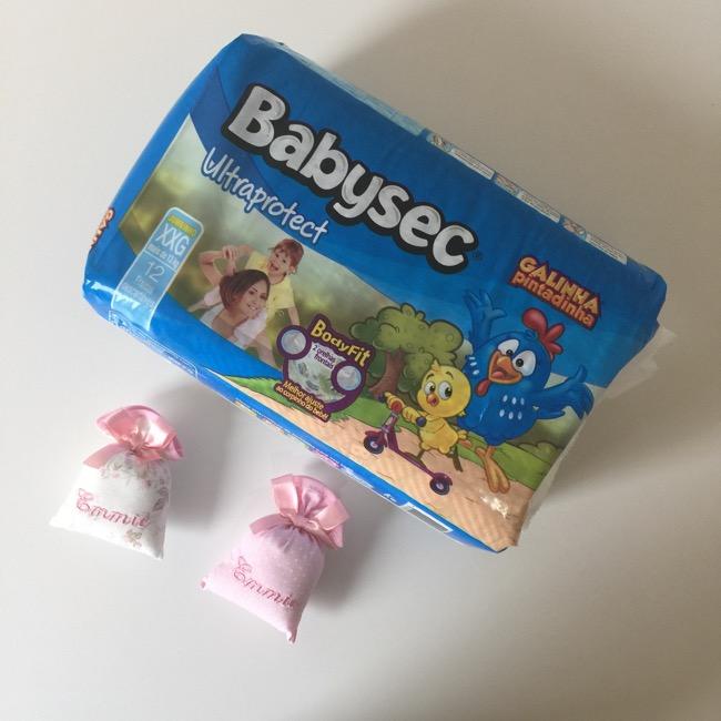 Testei e aprovei Babysec Ultraprotect