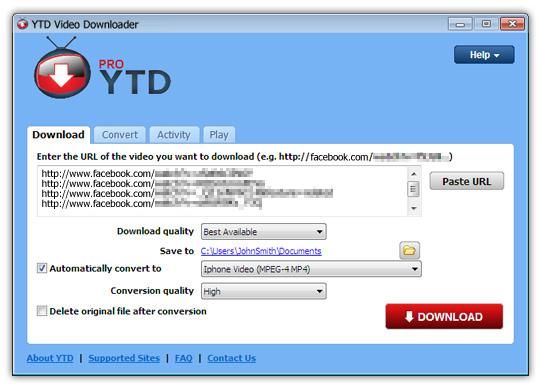 youtube downloader app for computer