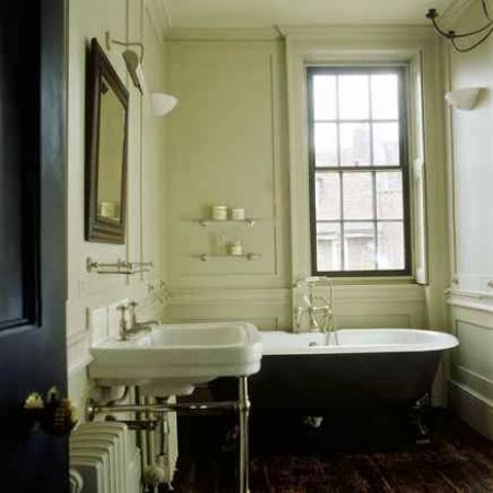 David Dangerous Traditional Bathroom Design