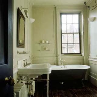 david dangerous: traditional bathroom design