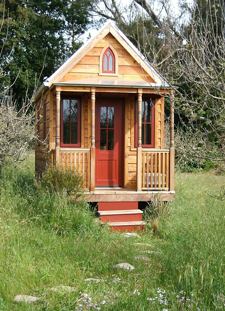 The Smallest House In World