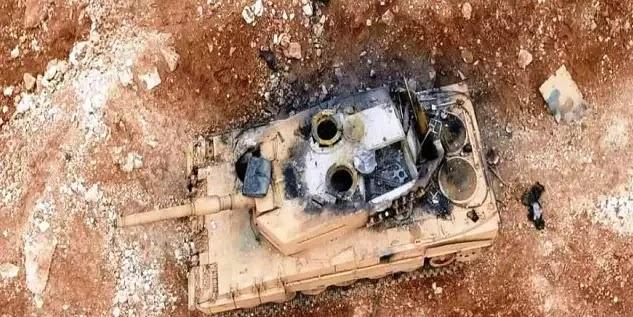 «Τάφος» των τουρκικών Leοpard 2A4 η αλ-Μπαμπ: Στα 25 άρματα μάχης οι συνολικές απώλειες του τουρκικού Στρατού